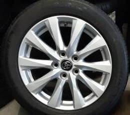 Литые диски Toyota Camry TC-177545S