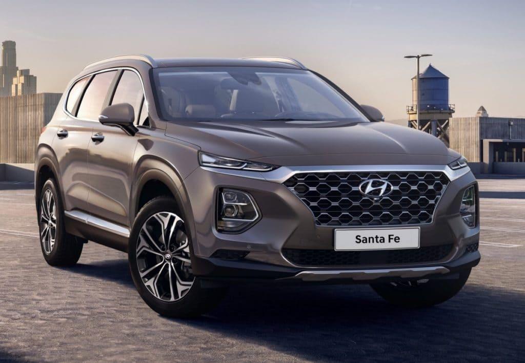 Hyundai Santa Fe (HSF-19851P)