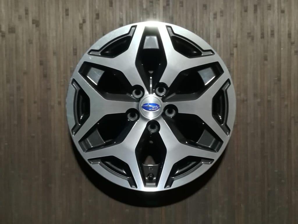 Subaru Forester (SFN-17748P)