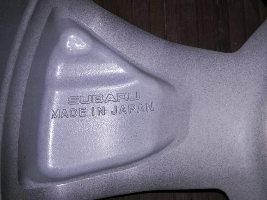 Subaru Forester (SFN-18748P)